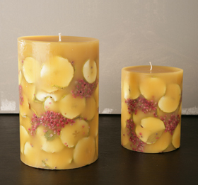 APPLE PEAR CANDLE