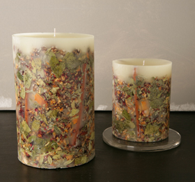 Bitter Orange Spice SCENTED CANDLES