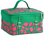 Pink Giraffe Travel Bag