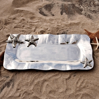 OCEAN starfish long tray