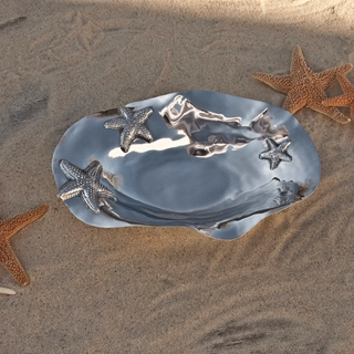 OCEAN Starfish Oval Bowl - large
