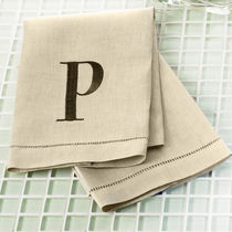 Cosmo Home Initial Towels