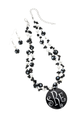 Dot Necklace Set