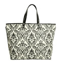Large Tote in Wallpaper