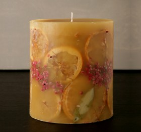 Pink Grapefruit SCENTED CANDLES