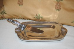 BRAIDED TRAY & SPREADER