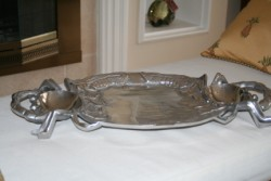 LARGE CRAB TRAY
